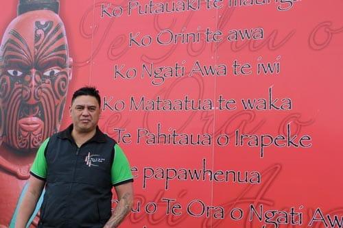 Desmond Harawira - Te Pou Mataaho Kaiarahi